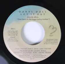 Rock 45 Daryl Hall - Let It Out / Dreamtime On Rca 3