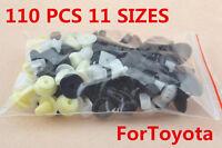 10x Innenverkleidungs Befestigungsclips Dichtung für Toyota67773-0E020