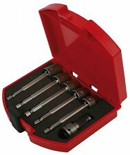 Kamasa Tools 1/4 SD Socket Set Swivel Wobble 6pc 55814