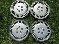 Chrysler Plymouth Dodge Spirit 14 inch mag style hubcaps wheel covers set