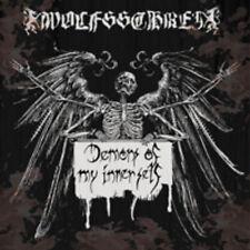 Wolfsschrei - Demons Of My Inner Self - CD - NEU (Gorgoroth, Immortal)