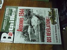 7µ? Revue Batailles Jour-J n°67 Volksgrenadier Wacht am Rhein Ardennes 44 KONRAD