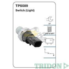 TRIDON OIL PRESSURE FOR Chrysler PTCruiser 08/00-06/10 2.0L, 2.4L(ECC, EDZ)