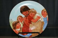 The Father 1987 Roman Inc. Decorative Plate