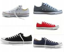 Men's  ALL STARs Chuck Taylor Ox Low Top casual Canvas Sneakers