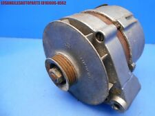 1982-1984 PORSCHE 928 ORIGINAL GENUINE ALTERNATOR W/ PULLEY FAN OEM