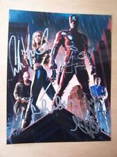 Autograph Dare Devil Cast - Ben Affleck- Jennifer Garner etc  10 x 8 inch