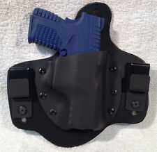 MTO HOLSTER for Springfield Armory XDS  IWB Leather Kydex Hybrid