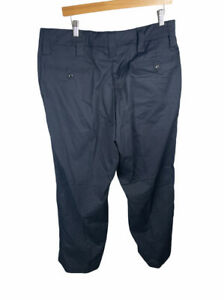 New Blauer Police Blue Size 38 x 27 Free US Shipping