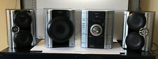 Sony MHC-GX450 Hi-Fi Component System 3 Disc Changer Dual Cassette w Sub Woofer