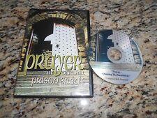 Prayer The Original Prison Break Beth Stephens CD Audio Book Deeper Prayer Life
