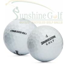 24 Mint Bridgestone Tour B330-RX AAAAA Used Golf Balls - FREE SHIPPING