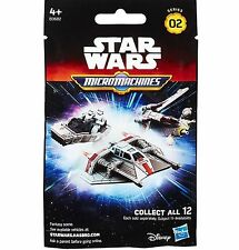 STAR WARS - THE FORCE AWAKENS - Micro Machines Series 2 - Sealed Blind Bag - NEW