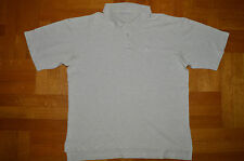 Vtg ADIDAS Tennis Polo Cotton Casual Shirt Top Retro Old School men Med / Large