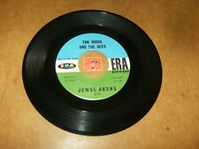 JEWEL AKENS - THE BIRDS AND THE BEES - TIC TAC TOE   / LISTEN - R&B SOUL POPCORN