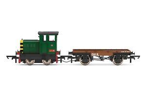 Hornby R3852 DVLR Ruston & Hornsby 48DS 0-4-0 417892 Jim