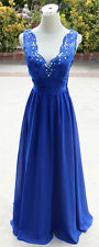 NWT MASQUERADE $125 Royal Evening Prom Formal Gown 3