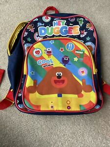 Hey Duggee Toddler Backpack