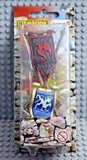 Schleich  Ritterwelt  Eldrador 42149 Flaggenset  Neu u. OVP