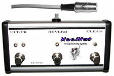 KoolKat's 3 Button Footswitch for all Peavey Triumph 60