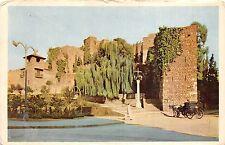 BR37264 Malaga Entrada a la Alcazaba spain