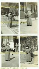 OLD PHOTOS CHINESE GIRL PATIENT CHILDRENS HOSPITAL SHANGHAI CHINA VINTAGE 1930S