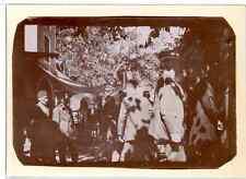 Turquie, Brousse (Bursa), Le Marché  Vintage citrate print. Vintage Turkey Tir