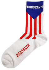 BROOKLYN RETRO CYCLING TEAM SOCKS - Vintage - Fixed Gear - Made in Italy