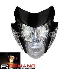 Enduro Headlight Front Lamp Fairing Street Fighter MX Universal Front Light Kit
