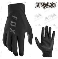 FOX RACING 2020!! FLEXAIR GLOVE BLACK OFF ROAD MX MTB BMX  DOWNHILL MOTO 23938
