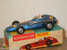 Vanwall Racing Car van Politoys 53 Italy 1:41 in Box *12734