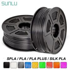 3D Printer Filament PLA 1.75mm Rainbow 1KG With Spool SILK PLA 3D Filament 3D Pr