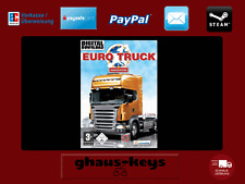 Euro Truck Simulator Steam Key Pc Game Download Code Neu Blitzversand