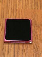 Apple iPod nano 6th Generation Pink (8 GB) VERY GOOD!