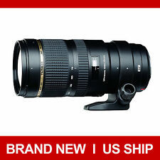 Tamron SP 70-200mm f/2.8 VC Di AF USD A009 Telephoto Zoom Lens For Canon EF