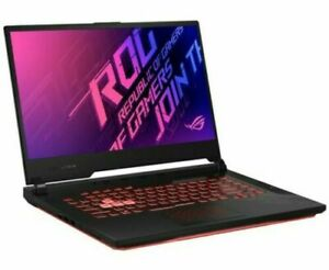 "NEW ASUS ROG Strix G15 Laptop, 144Hz IPS 15.6"", i7-10750H, RTX 2070, G512LW-WS74"