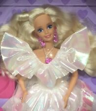 1992 Crystal Secret Hearts Barbie doll NRFB