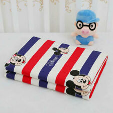 High Quality Waterproof Reusable  100% Cotton Baby Bed Sheet