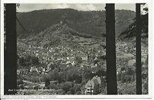 AK Bad Liebenzell, Ansichtskarte, Fotokarte, Panorama, gelaufen