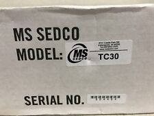 MS Sedco TC 30 Ultrasonic Vehicle Presence Sensor Sealed