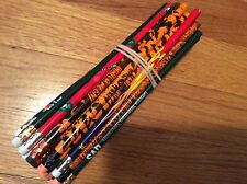 Pencils - set of 25 with cool N Crazy designs New