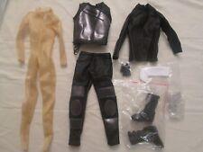 """Caine Tonner 17"""" Male Doll Outfit 300 Made Jupiter Ascending 2015 Bodysuit Matt"""