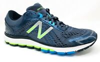 New Balance Men's M1260BB7 1260v7 Metallic Blue Running Jogging Shoes Size 9 New