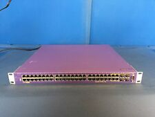 EXTREME NETWORKS SUMMIT X450E-48P PORTS SWITCH