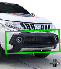 Front Bumper Skid Plate Cover for Mitsubishi L200 2016 pickup bodykit