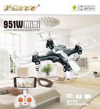 FQ777 951W WIFI Mini Drone FPV with Camera Smartphone Holder Transmitter F17860
