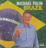 Michael Palin Brazil 8CD Audio Book NEW Unabridged BBC Travel Journey FASTPOST