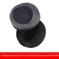 Replacement Earpad For Sony Pulse Elite Edition Wireless Headset Soft Foam Cover
