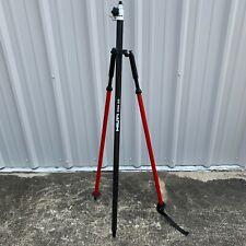Hilti Poa 52 Reflector Rod & Poa 75 Bipod Measuring Leveling Tool Tripod
