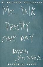 Me Talk Pretty One Day by Sedaris, David | Book | condition good